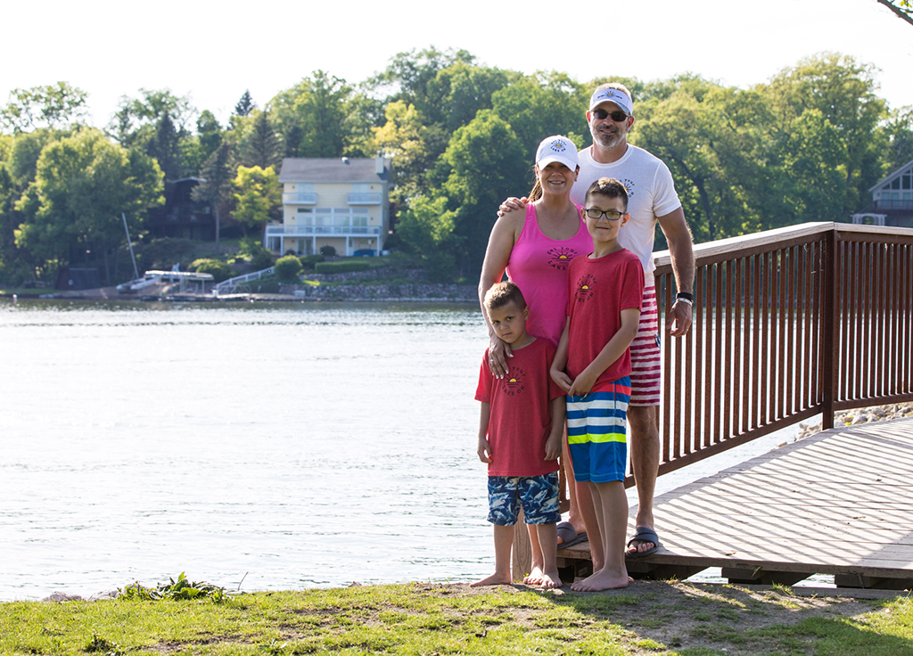 The Lake on Family