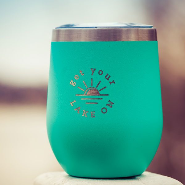 Lake On Wine Cup