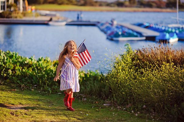 5 Ways to Get Your Lake On This July 4th